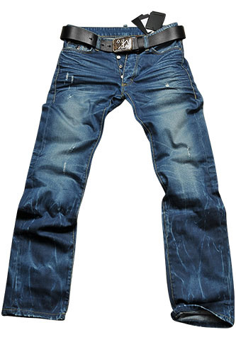 Mens Designer Clothes | DSQUARED MEN'S JEANS With Belt #7