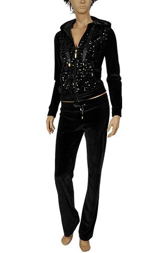 Womens Designer Clothes Fendi Ladies Tracksuit 1