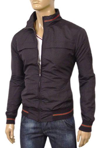 Mens Designer Clothes | GUCCI Mens Zip Up Spring Jacket #71
