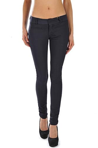 Skinny Low Waist Jeans Men