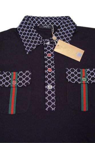 Mens Designer Clothes Gucci Mens Polo Shirt 143
