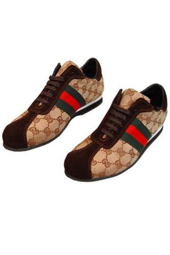 Designer Clothes Shoes  Gucci Ladies Sneaker Shoes 164-5988