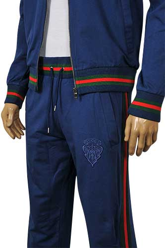 Mens Designer Clothes Gucci Men S Zip Up Tracksuit 104