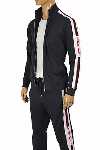 Mens Designer Clothes Gucci Men S Zip Up Tracksuit 152