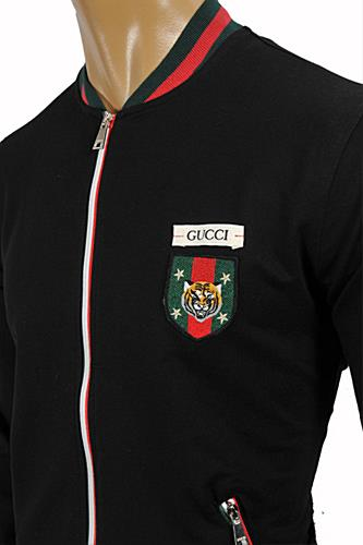 Mens Designer Clothes Gucci Men S Zip Up Jogging Suit 159