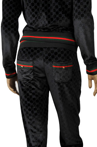 womens designer clothes gucci ladies zip up tracksuit 88