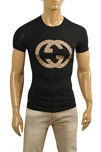 Mens Designer Clothes | GUCCI Men's Short Sleeve Tee #178