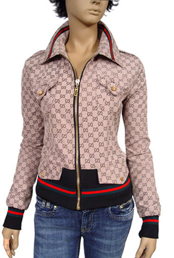 Womens Designer Clothes | GUCCI Ladies Zip Jacket #43