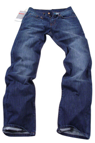 Mens Designer Clothes | PRADA Mens Wash Jeans #15