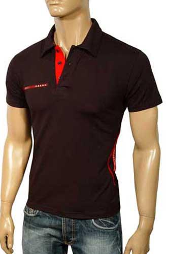 Mens Prada Polo Shirt