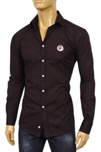mens designer clothes versace mens dress shirt 144