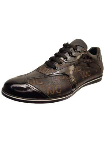 Designer Clothes Shoes | VERSACE Mens Leather Shoes #179