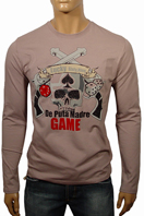 Madre Men's Long Sleeve Shirt #25