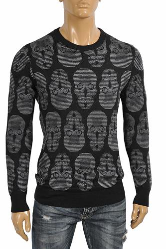 PHILIPP PLEIN knitted men's sweater 7