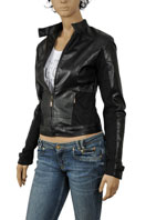 PRADA Ladies Artificial Leather Jacket #31