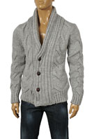 PRADA Men's Knit Warm Jacket #28