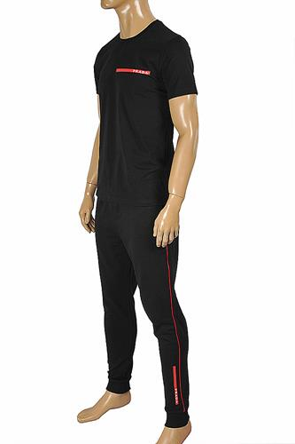 PRADA Men's jogging suit t-shirt and pants 43