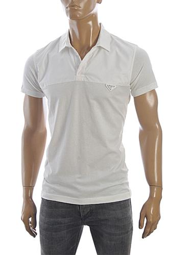 PRADA Men's Polo Shirt #95