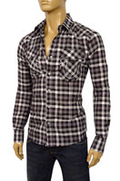 TRUE RELIGION Mens Fitted Dress Shirt #2