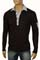 Mens Designer Clothes | DOLCE & GABBANA Casual Button Up Shirt #223 View 1