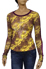 Womens Designer Clothes | TodayFashion Ladies Long Sleeve Top #122 View 1