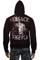 Mens Designer Clothes | VERSACE Cotton Hooded Jacket #12 View 2