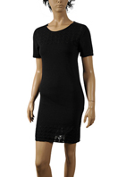 TodayFashion Short Sleeve Cotton Dress #243