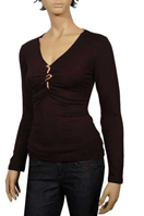 TodayFashion Ladies Long Sleeve Top #102
