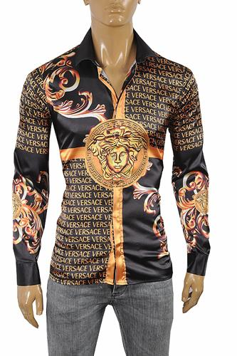 VERSACE Medusa Men's Dress Shirt 178